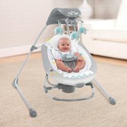 un balansoar bebe foarte dragut, avand in vedere ca pretul este unul extraordinar