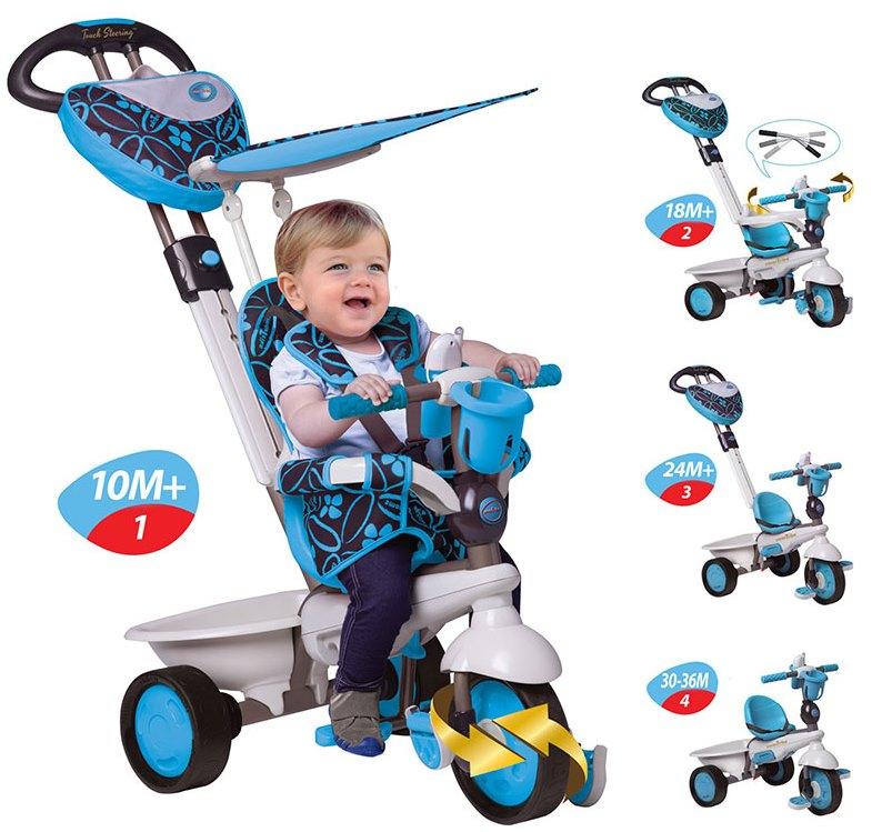 o tricicleta minunata pentru copilul tau