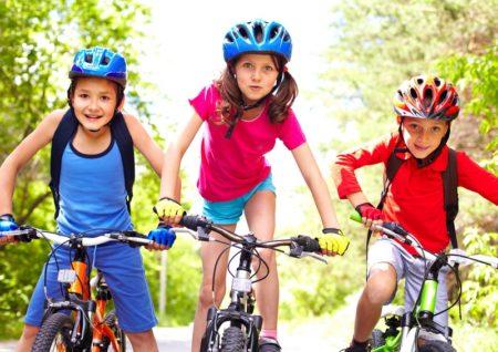 cum alegi o bicicleta pentru copii