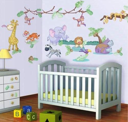 cum sa amenajezi camera copilului