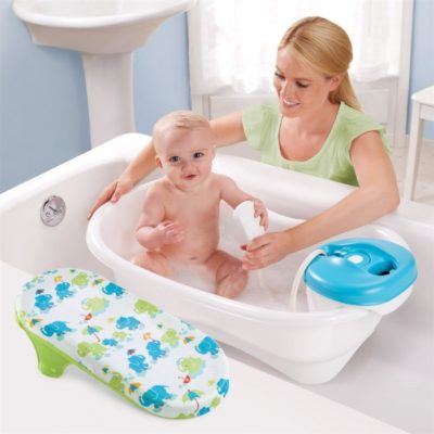 cum sa ii faci baie unui nou-nascut