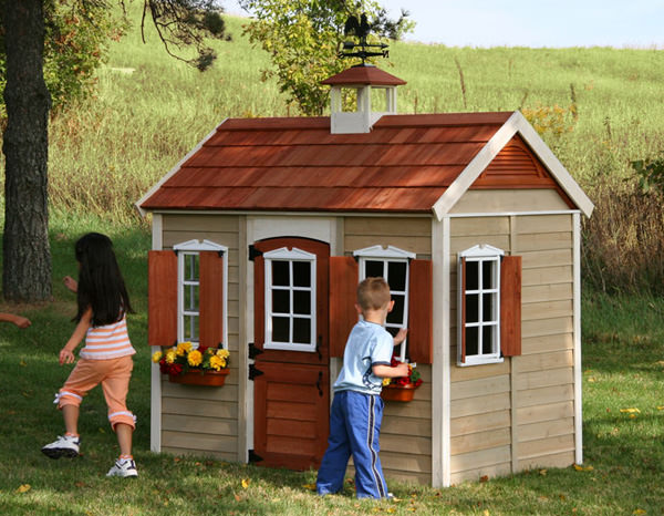 cum alegi cea mai buna casuta pentru copii din lemn