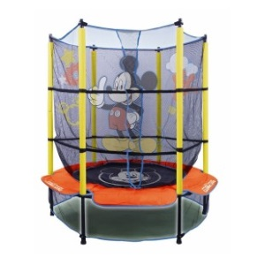 trambulina pentru copii de interior