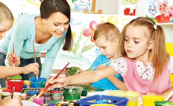 Gradinita: Primul pas important facut de copil in societate
