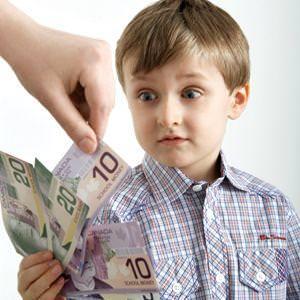 alocatia de stat pentru copii in tari din Uniunea Europeana