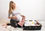 Bagajul pentru maternitate. Afla tot ce trebuie sa pui in el