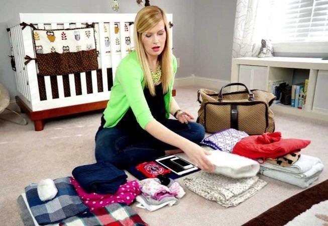 bagajul pentru maternitate trebuie sa contina urmatoarea lista de obiecte