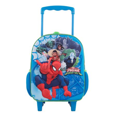 un ghiozdan pentur baieti cu spiderman special