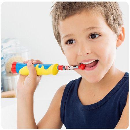 top 5 periute de dinti electrice pentru copii