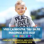 """Concursul """"Ghindocul meu este vedeta"""", editia 2, debuteaza astazi"""