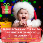 """Concursul """"Ghindocul meu este vedeta"""" – editie speciala de Craciun. Participa si tu!"""