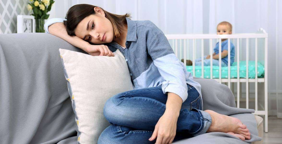 depresie postnatala la mamici. Cat dureaza?