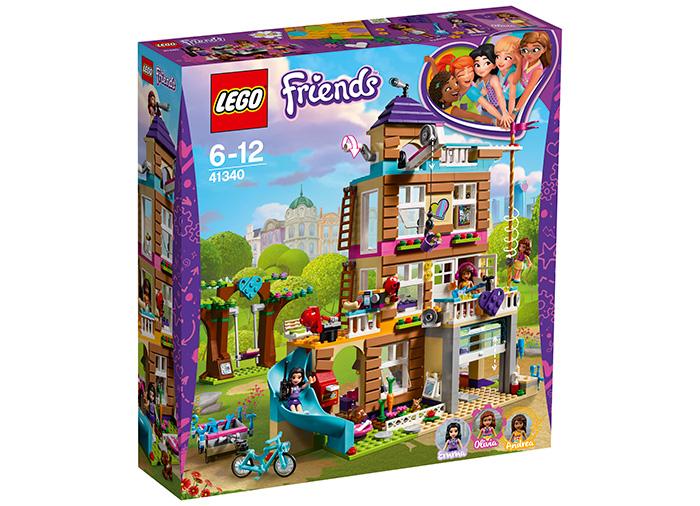 jucarii LEGO casa prieteniei pareri