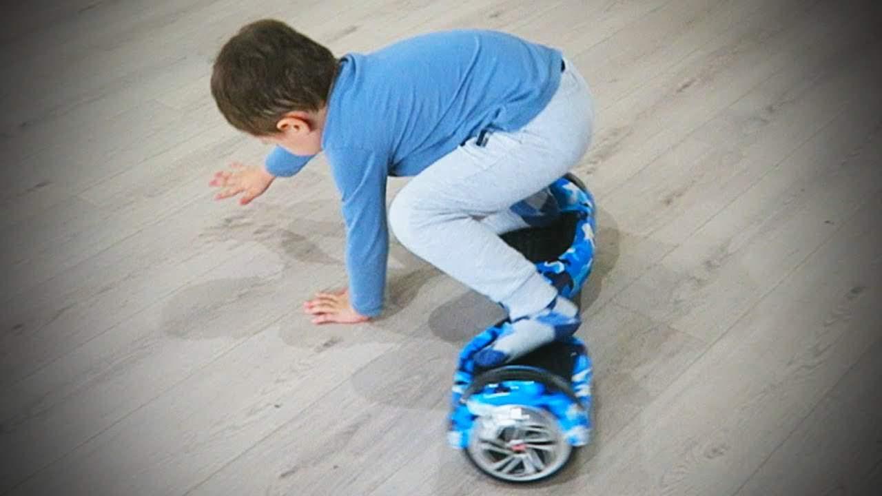un hoverboard este periculos pentru micutul tau?