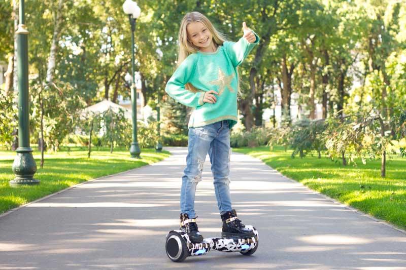 tu iesi cu micutul in parc sa se plimbe pe hoverboard?