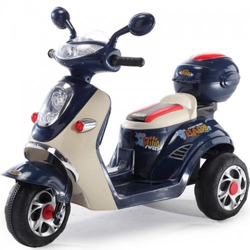 un scuter electric foarte tare pentru ghindocul tau
