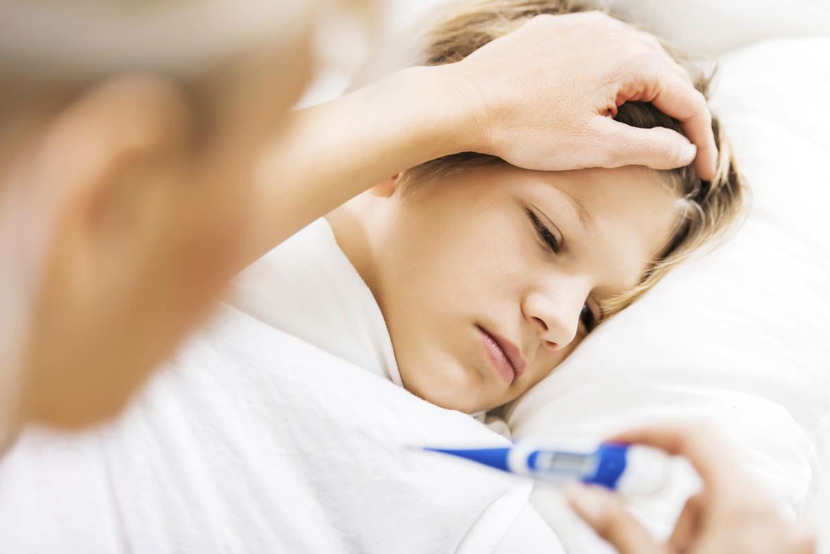 meningita la copii. cum scap de ea? cauze si tratament