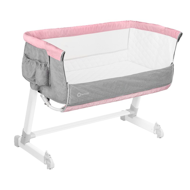 Patut 2 in 1 Co-Sleeper Lionelo Theo Magnolia pareri