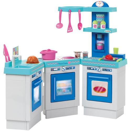Bucatarie de jucarie pentru copii foarte frumoasa