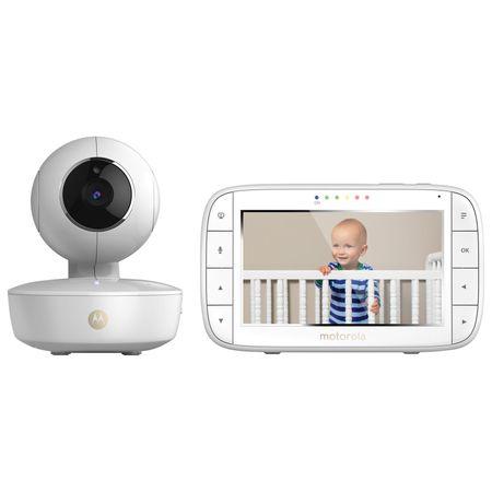 Sistem de supraveghere pentru copii   video Monitor Digital + Wi-Fi Motorola MBP855 la pret bun