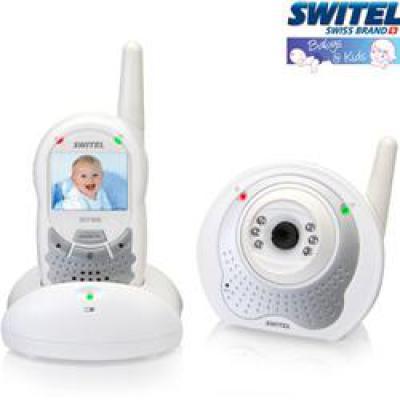 Sistem de supraveghere pentru copii videointerfon Switel BCF805 la pret decent