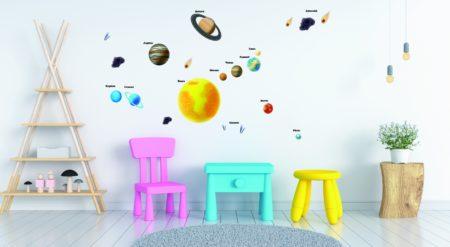 Modele interesante de stickere pentru copii
