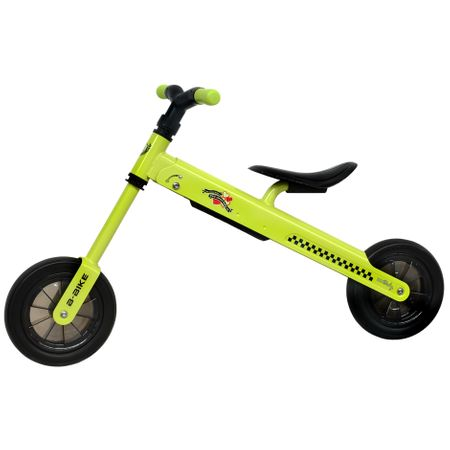 O bicicleta de calitate pentru copii de 3 ani este oferita de DHS Baby