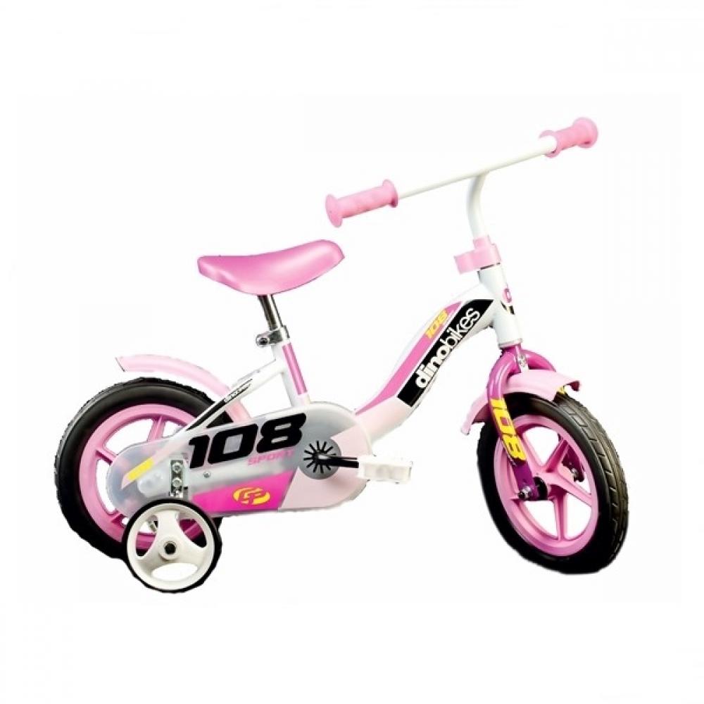 La Dino Bikes gasesti o bicicleta pentru copii de 3 ani la pret bun
