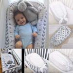 Cum aleg cel mai bun baby nest pentru bebe? 5 modele foarte frumoase