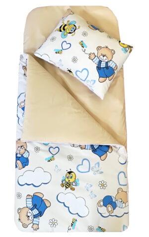 Alege un sac de dormit buzunar pentru bebelusi de la Deseda la pret bun!