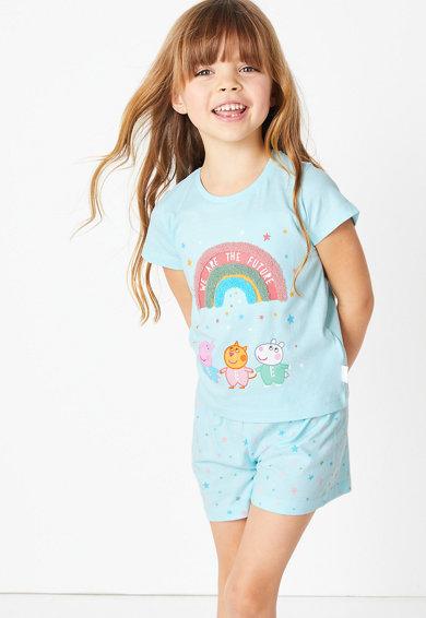 Iti doresti o noua pijama din bumbac pentru fetita ta? Opteaza pentru una de la Marks & Spencer