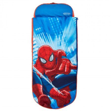 Achizitioneaza un sac de dormit gonflabil cu model Spiderman ieftin