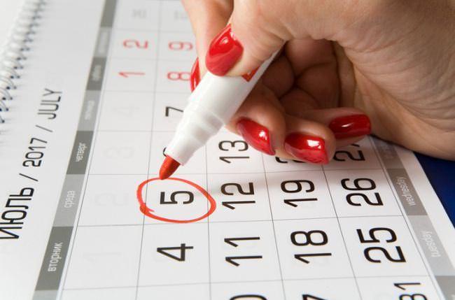 mod de calcul al perioadei fertile