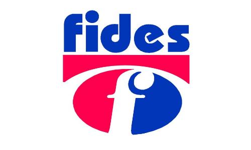 Centrul de limbi straine Fides Logo