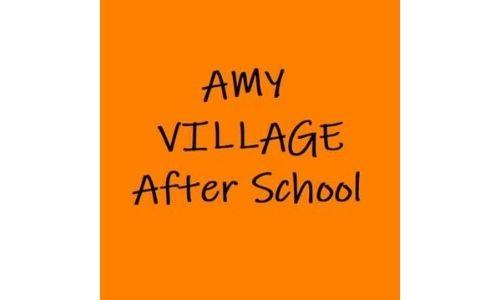 amy village after school logo
