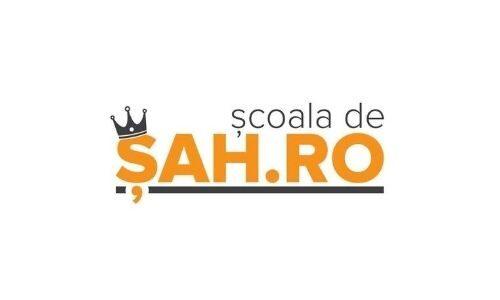 Scoala de Sah Logo