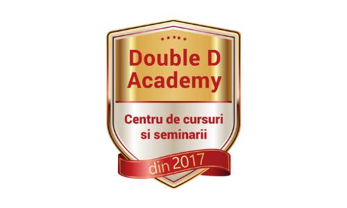 Double D Academy logo