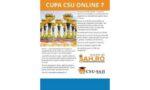Scoala de Sah organizeaza concursul de Sah online CUPA CSU