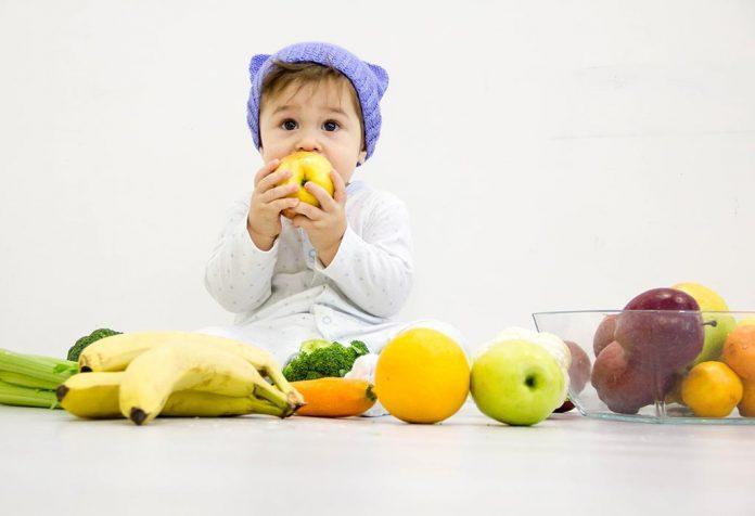 fructe copii in functie de varsta
