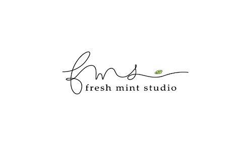 Fresh Mint Studio logo