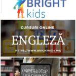 La Bright Kids cursurile de engleza pentru copii se petrec inclusiv in mediul online, in deplina siguranta, din confortul casei.