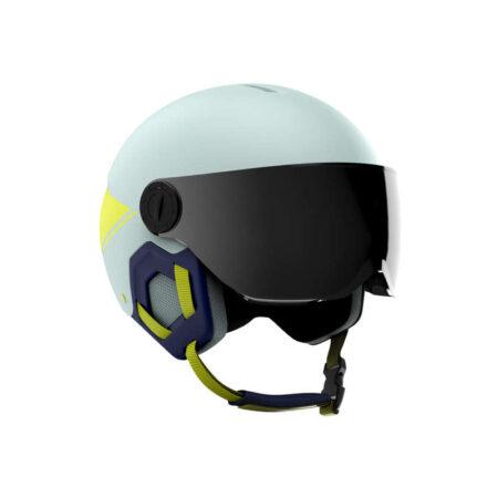Copii pasionati de schi pot folosi casca de schi pe partie H-KID 550 Albastru-Galben WED'ZE si se vor putea distra in siguranta! O trecem pe lista de 5 idei de cadouri sportive pentru copii.