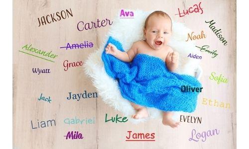 cele mai frumoase nume de baieti