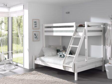 Bucura-te de un pat supraetajat de calitate si la pret bun.