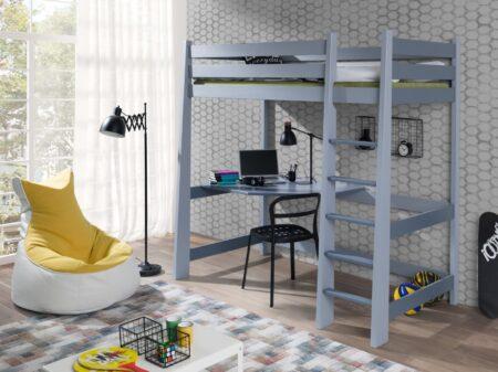 Opteaza pentru un pat supraetajat potrivit pentru camera copiilor.
