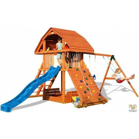 Foloseste un spatiu de joaca pentru copii potrivit pentru casa.