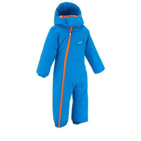 Warm este unul dintre cele mai utile articole de sanius pentru copii, fiind un combinezon marca Lugik care ii va tine de cald intreaga zi!