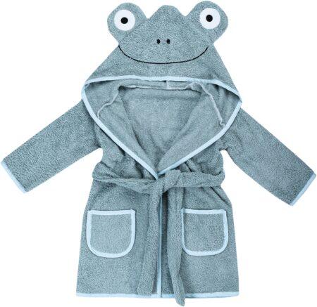 Alege un halat de baie copii potrivit si din materiale rezistente.