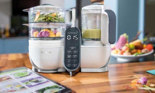 Integreaza un aparat perfect pentru prepararea mancarii celor mici.